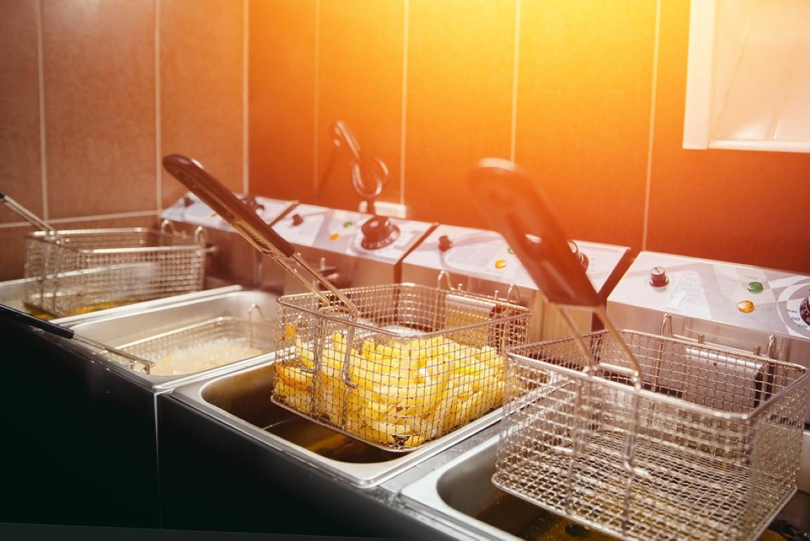 profesyonel paslanmaz fritöz sepetleri